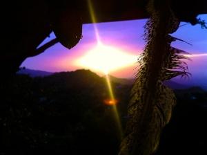 Minca Sunset