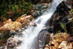 Minca Waterfall