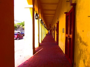 Old City Walkway
